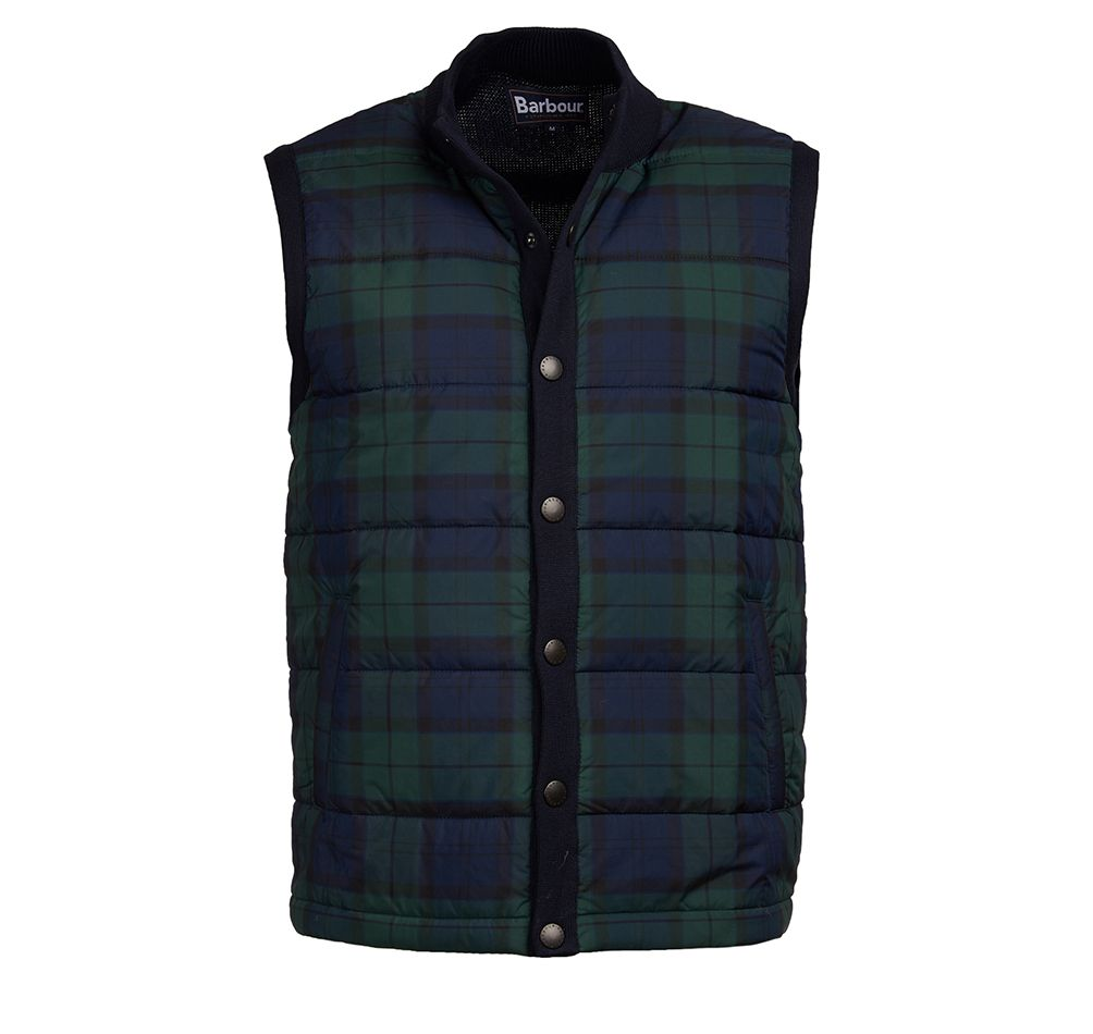 Barbour Haddon Knitted Gilet Barbour Lifestyle: from the Classic capsule