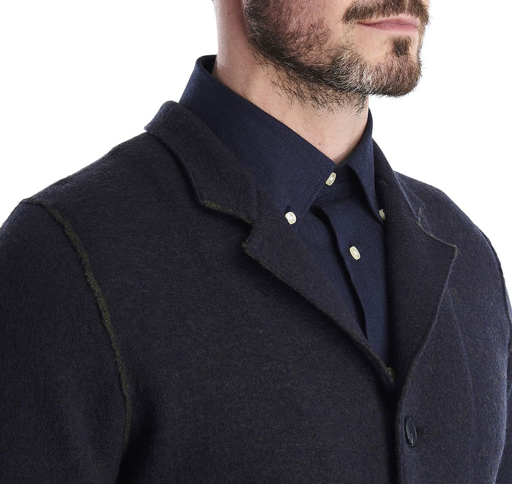 Barbour Sudeley Knitted Blazer