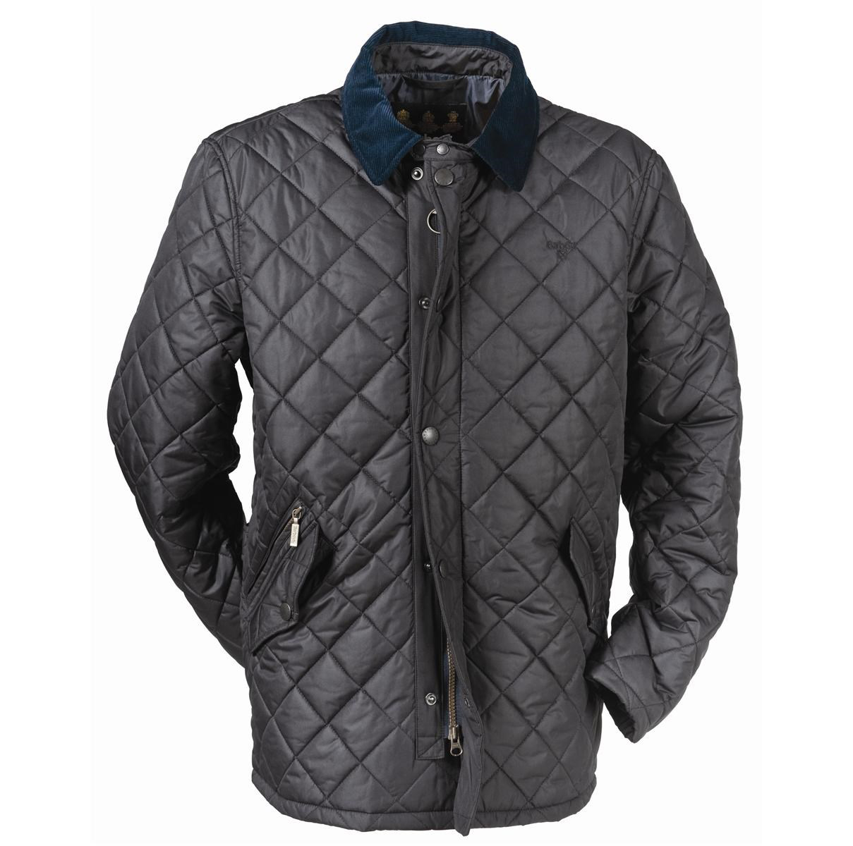 Barbour Putney Sport Jacket Navy
