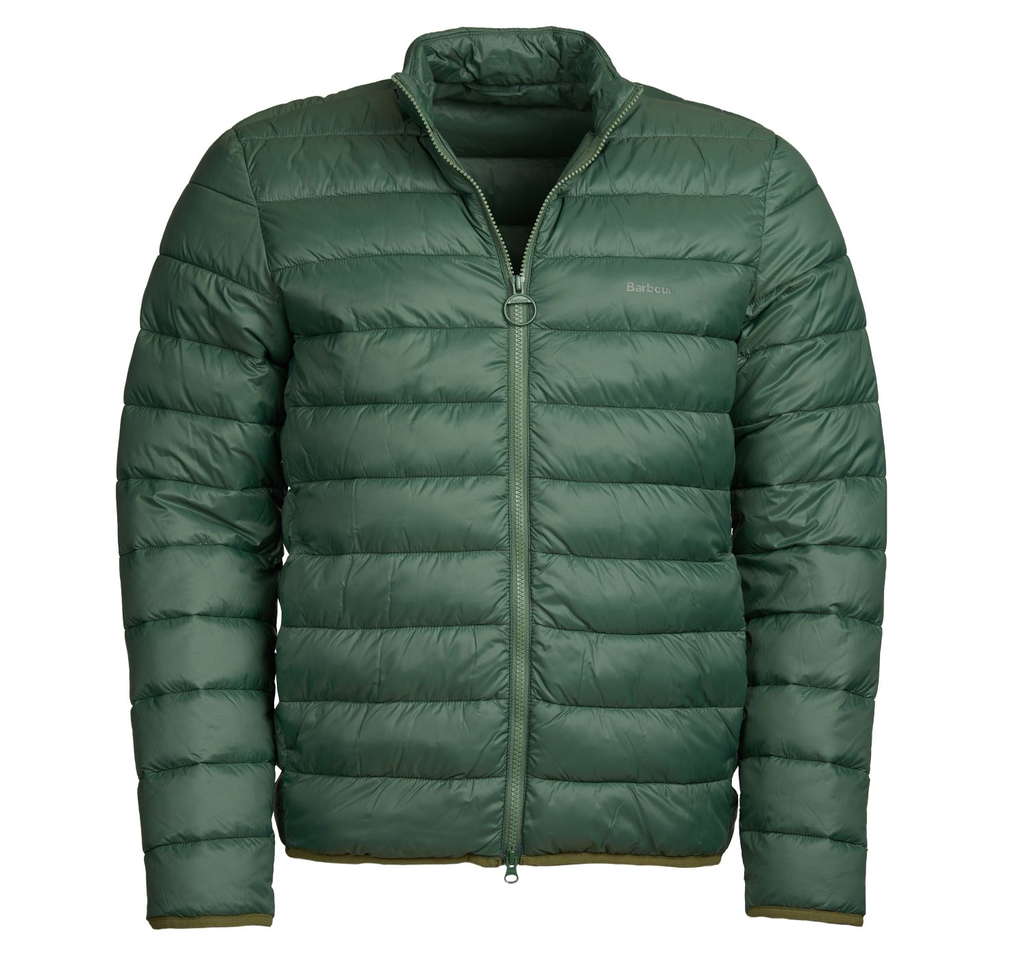 Barbour Penton Quilt Cilantro Barbour Lifestyle Collection: Regular Fit