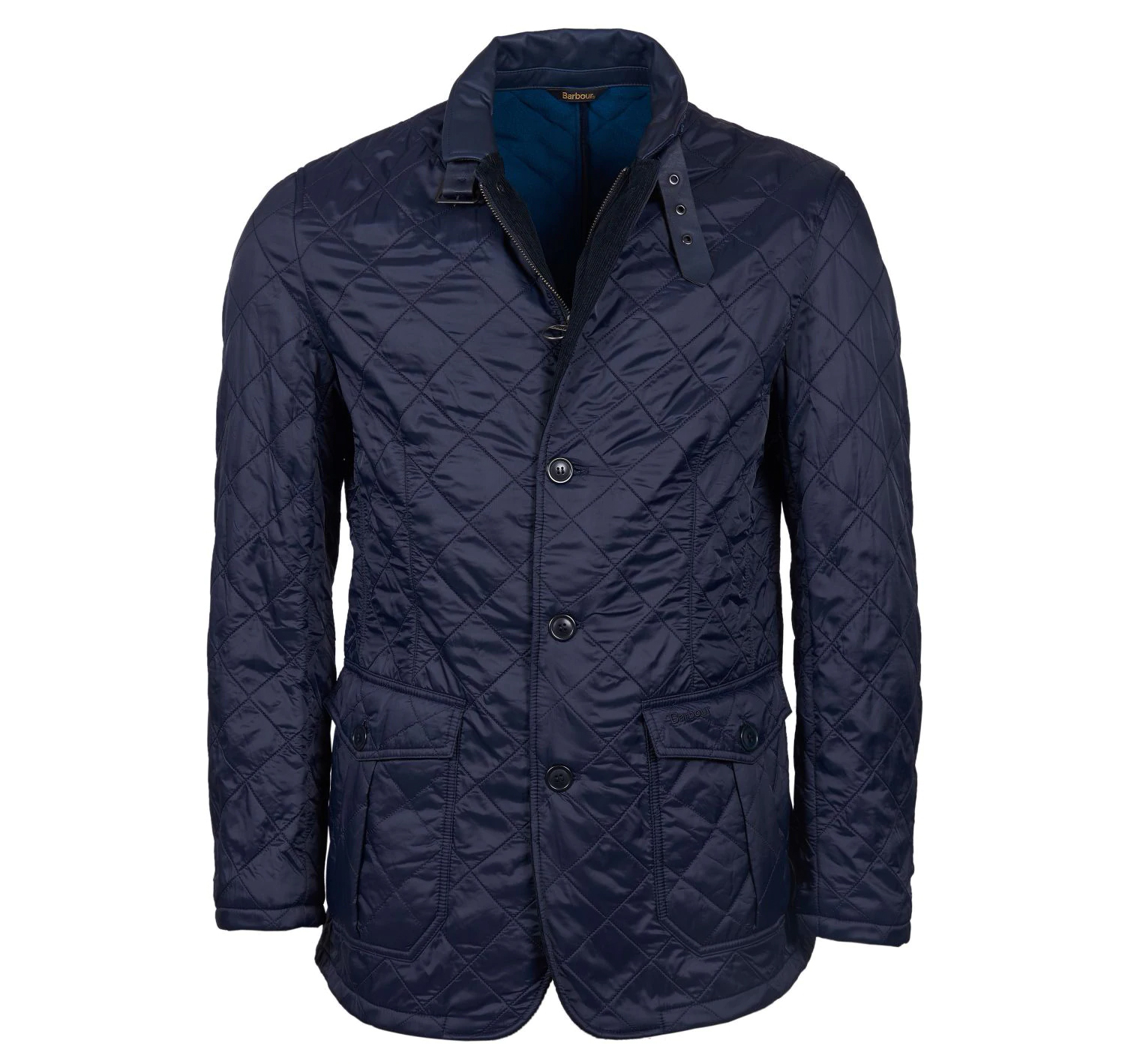 Barbour Doister Polarquilt Navy Barbour International
