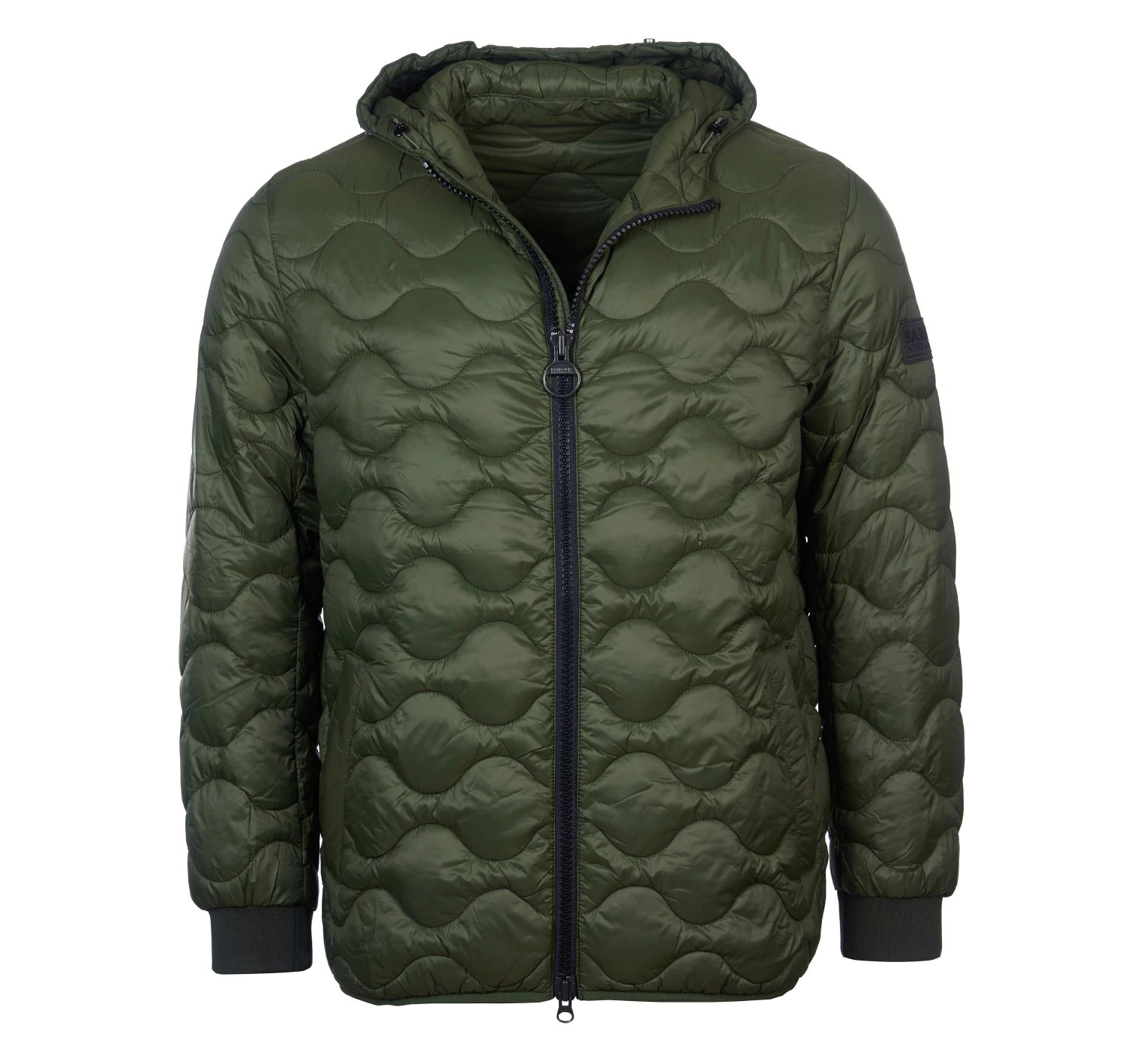 Barbour Intl. Acoustics Quilted Jacket