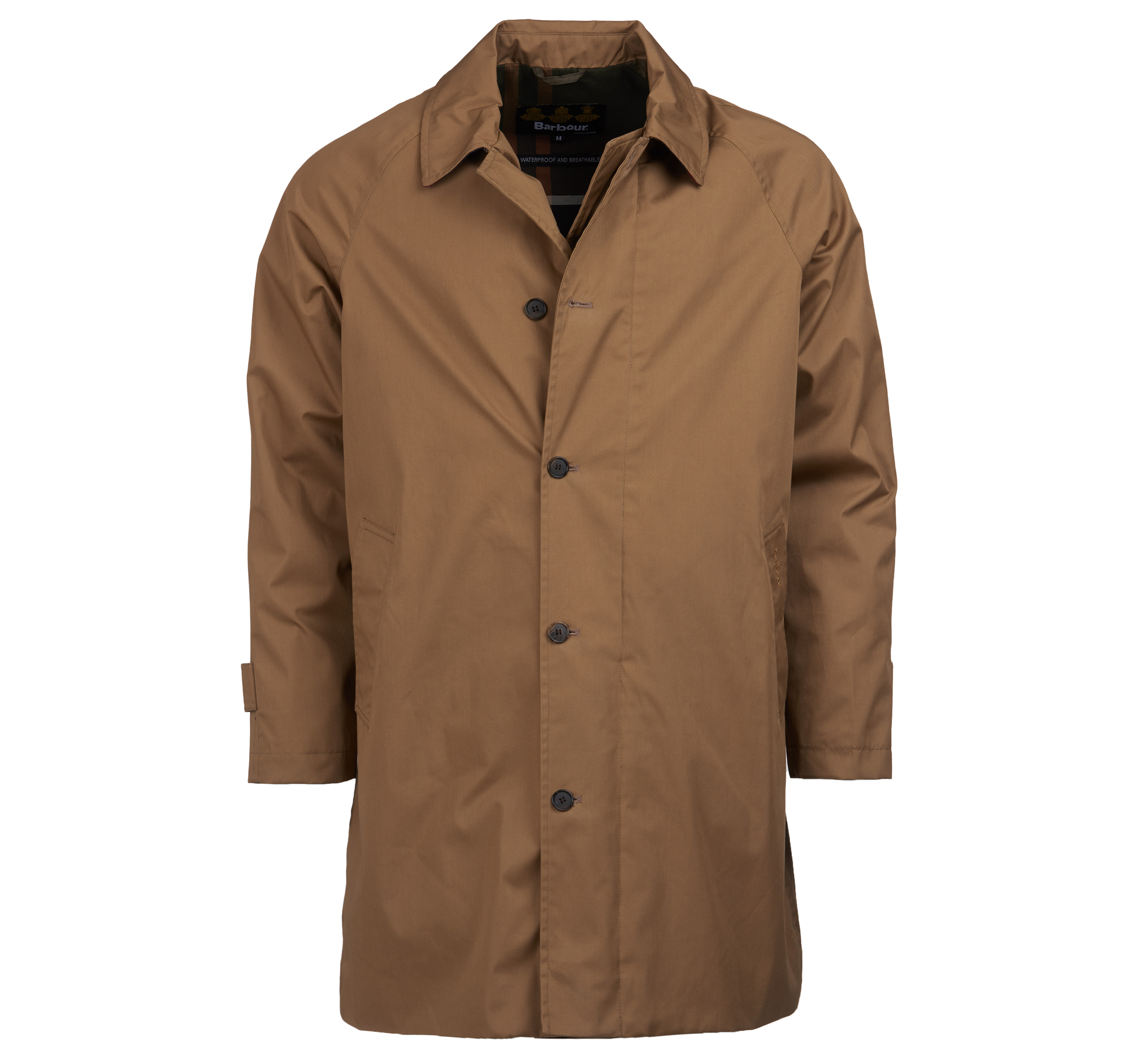 Barbour Maghill Waterproof Breathable Jacket Sandstone FIT: Tailored