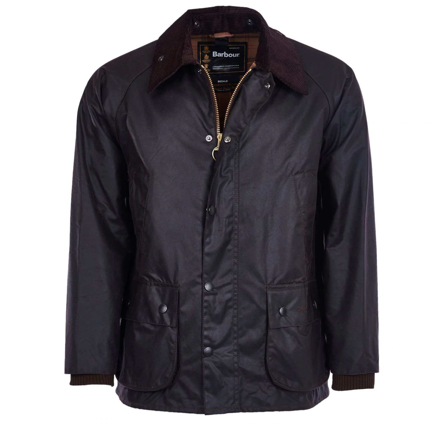 Barbour Bedale Jacket Rustic Barbour Lifestyle: from the Classic capsule