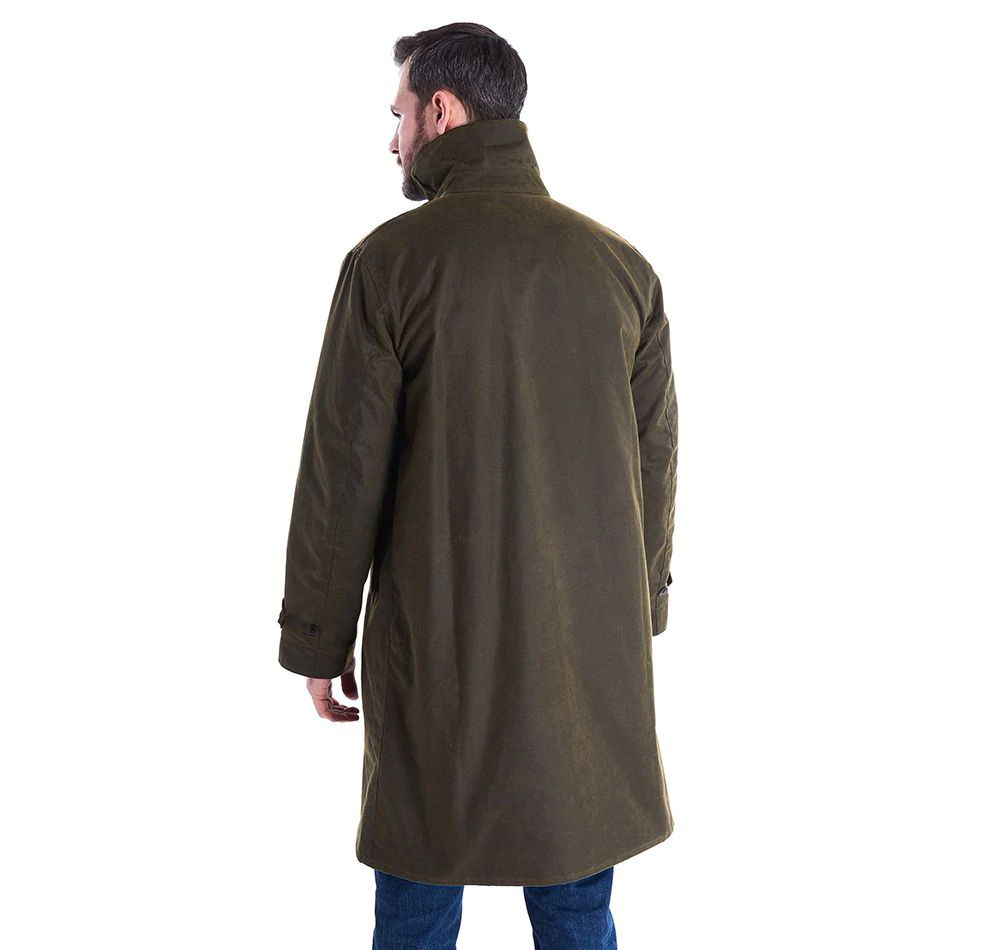 Barbour Icons Haydon Wax Jacket