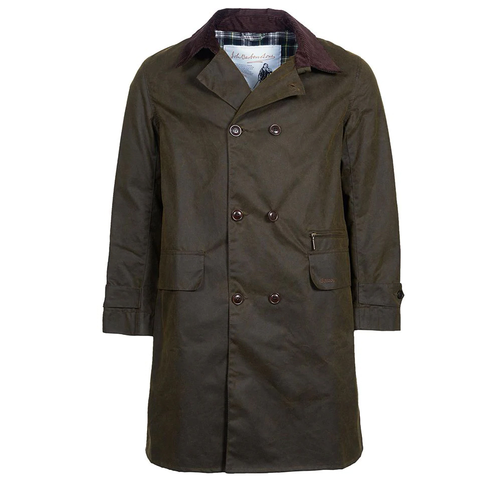Barbour Icons Haydon Wax Jacket Barbour 125 Anniversary