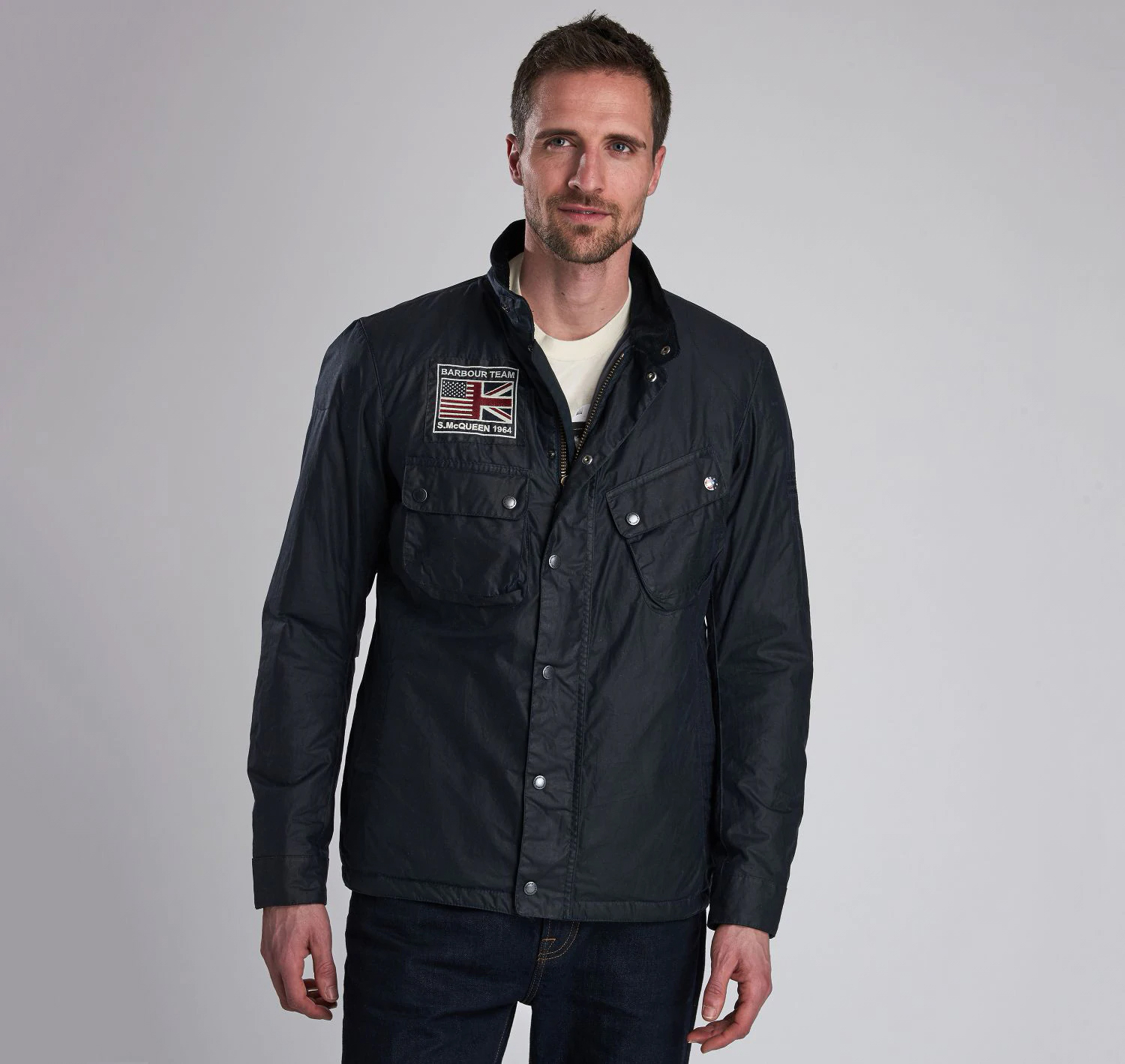 Barbour Lightweight Wax Jacket