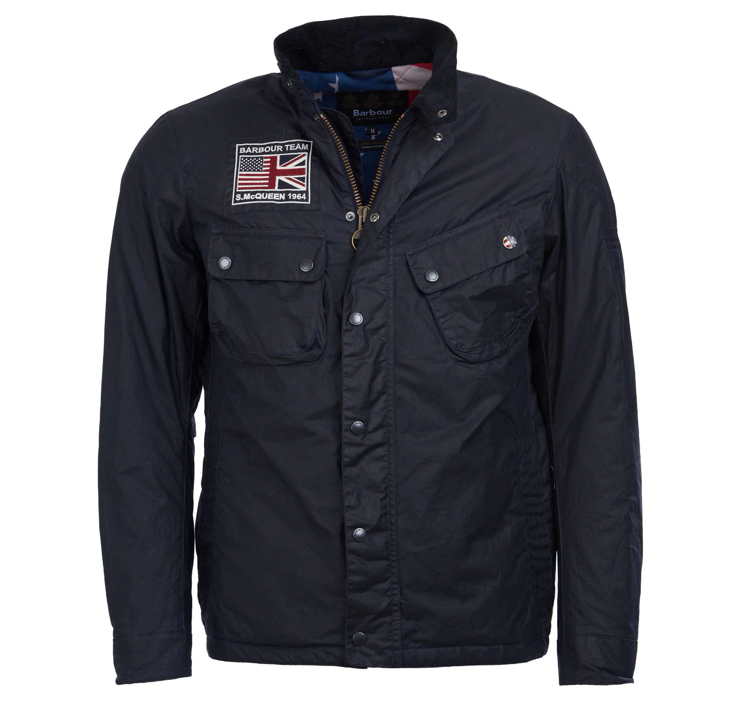 Barbour Barbour Lightweight Wax Jacket Barbour International from the Steve McQueen collection