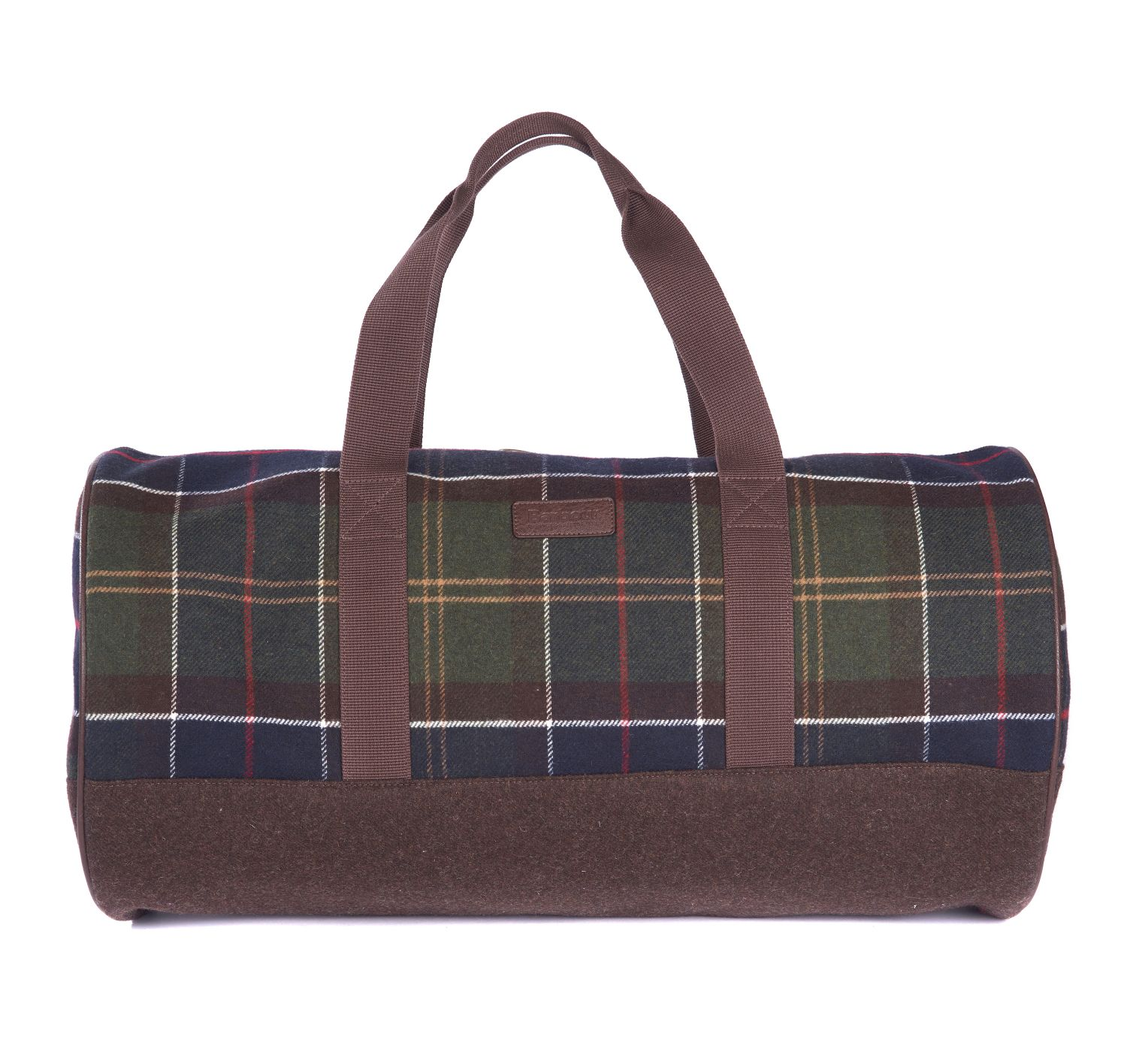 Barbour Hardwick Holdall Classic Tartan