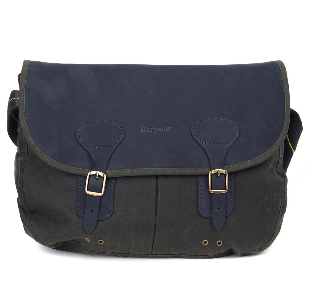 Barbour Barbour Icons Wax Tarras Bag Sage
