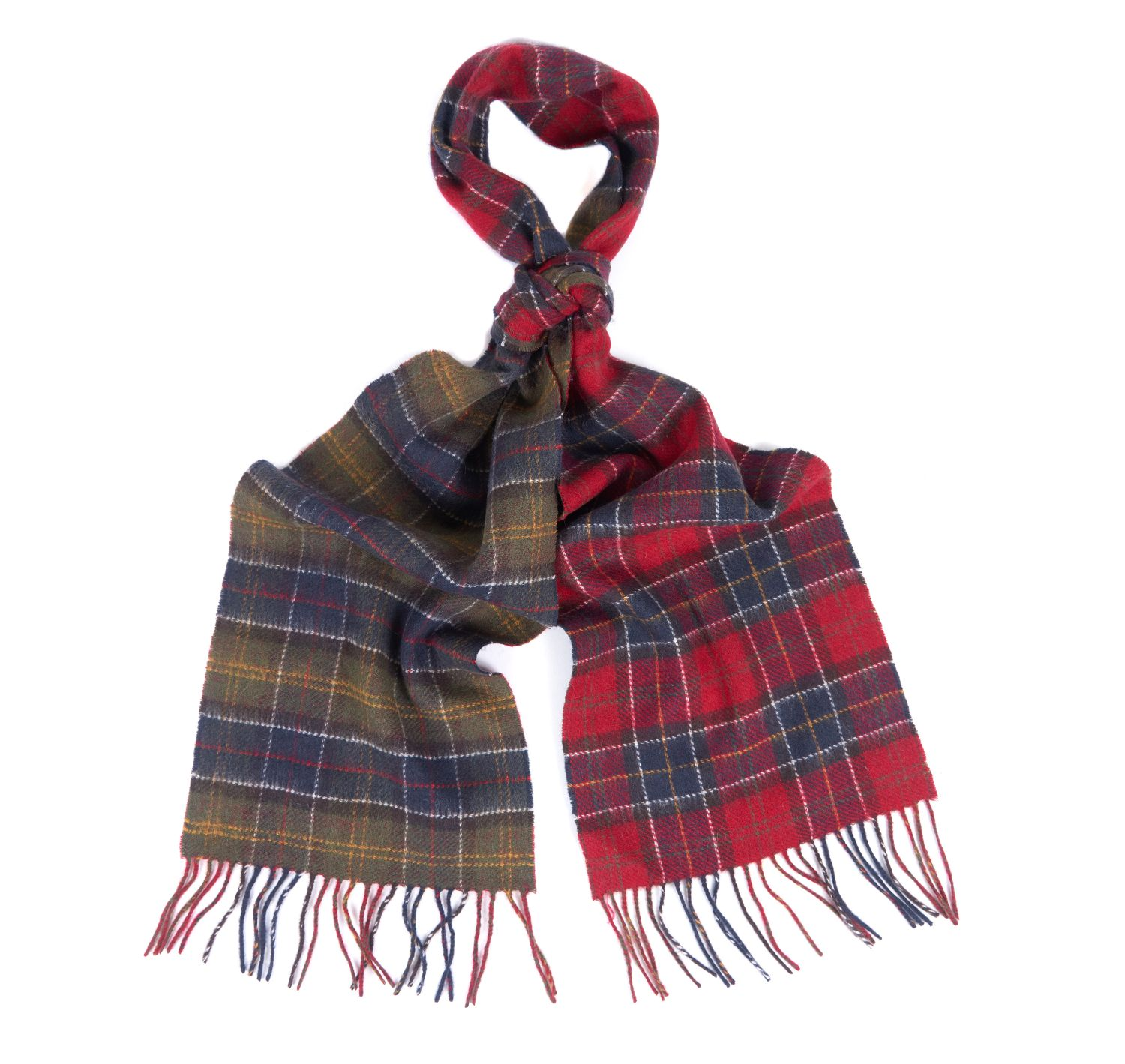 Barbour Barbour Reversible Tartan Scarf Classic