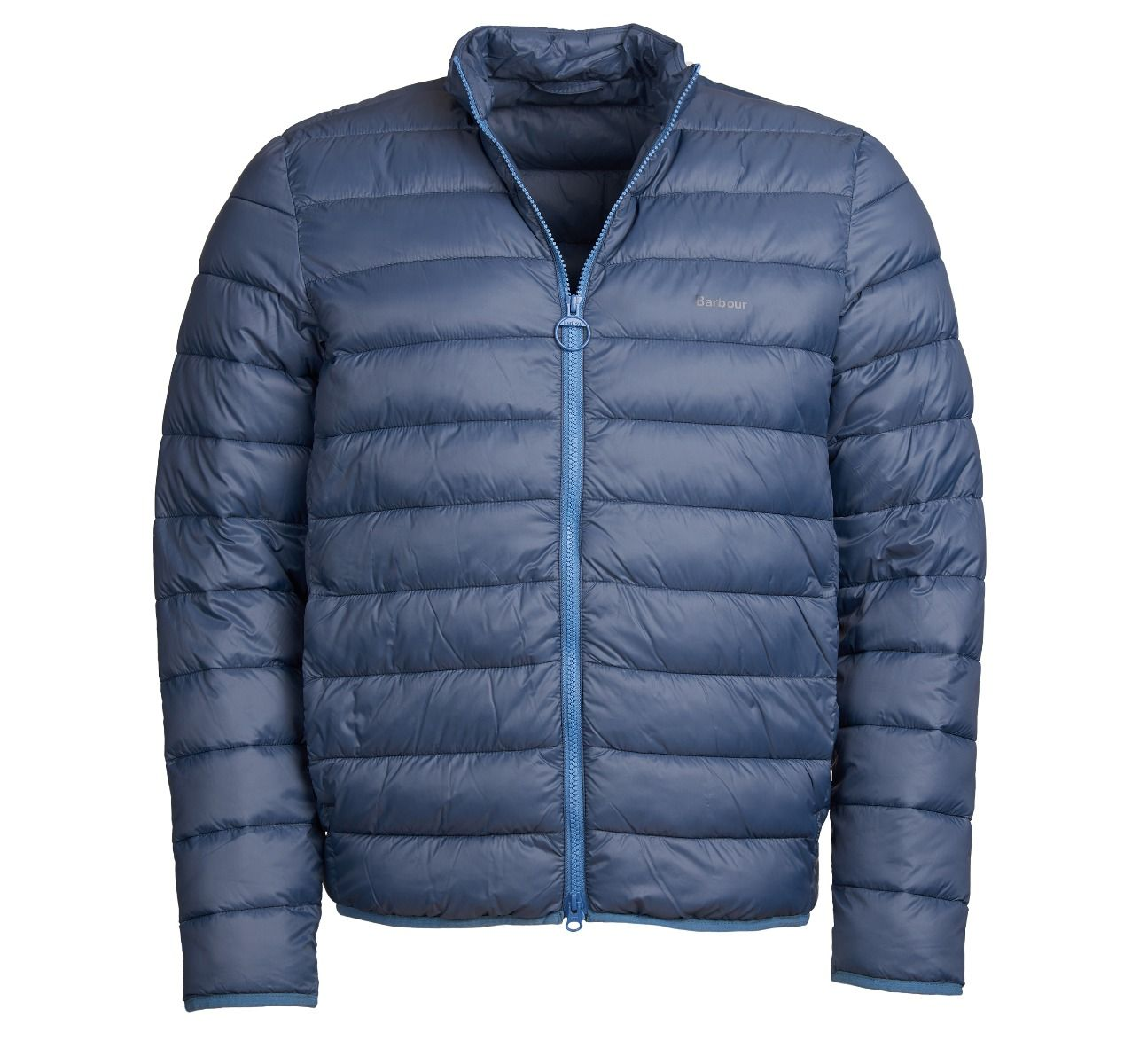 Barbour Penton Quilt Moody Blue Barbour Lifestyle Collection: Regular Fit