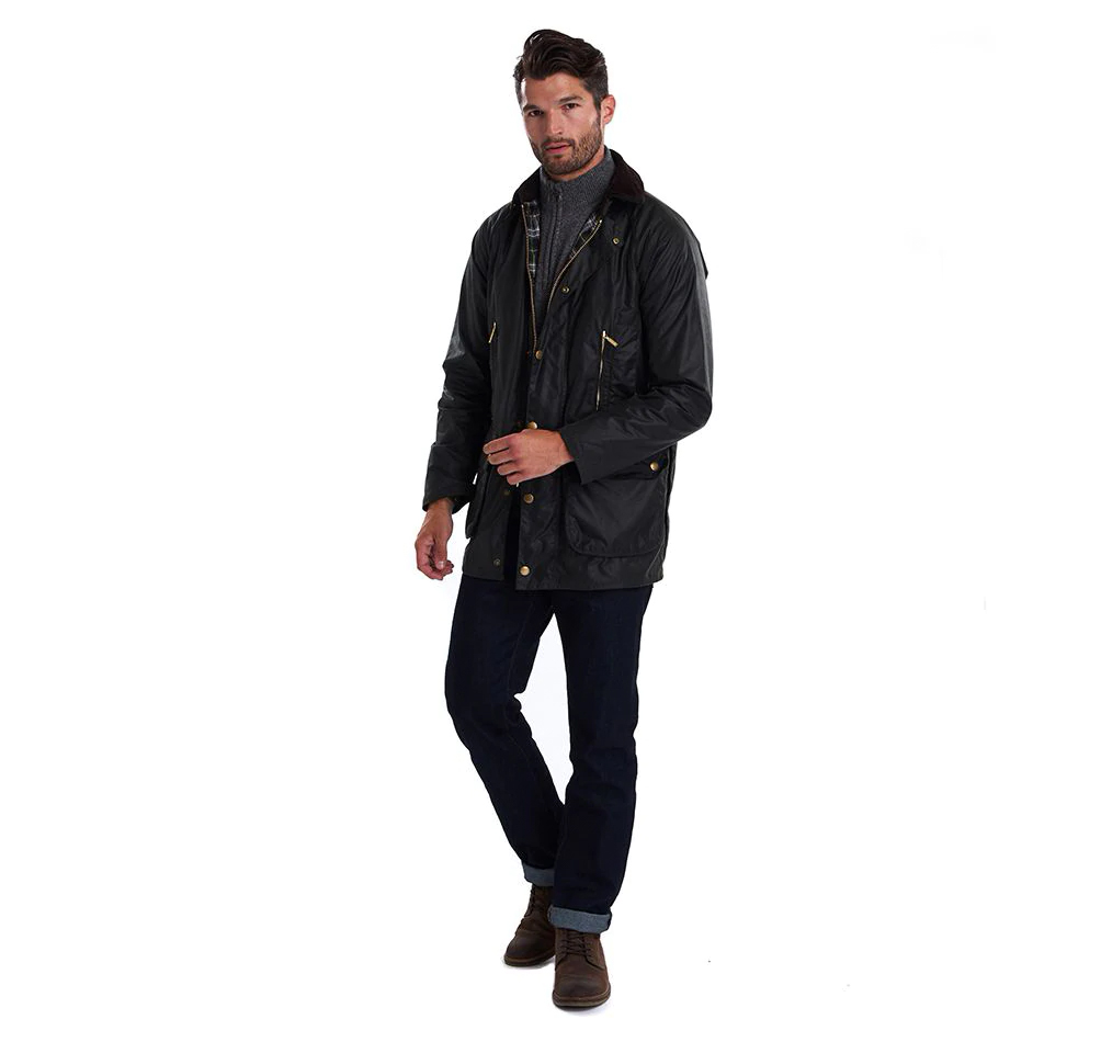 Barbour waxed Beaufort 125º anniversary