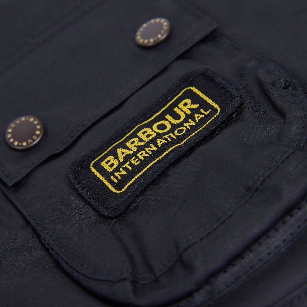Barbour Intl Dog Coat