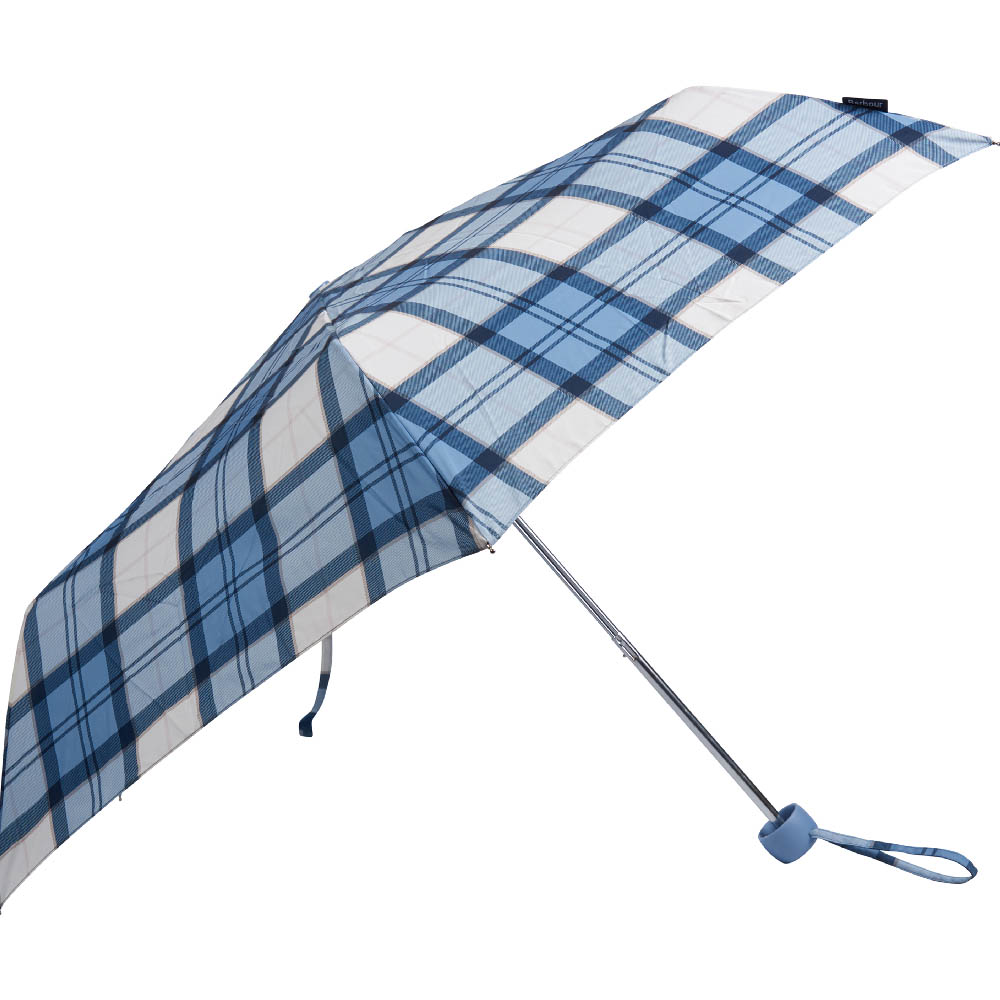 Barbour Portree Umbrella Blue Barbour Lifestyle