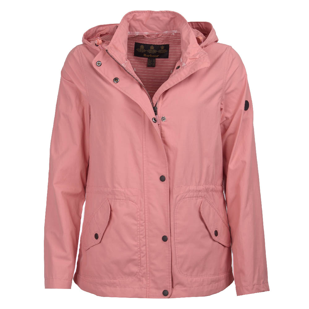 Barbour Deck Casua Rose