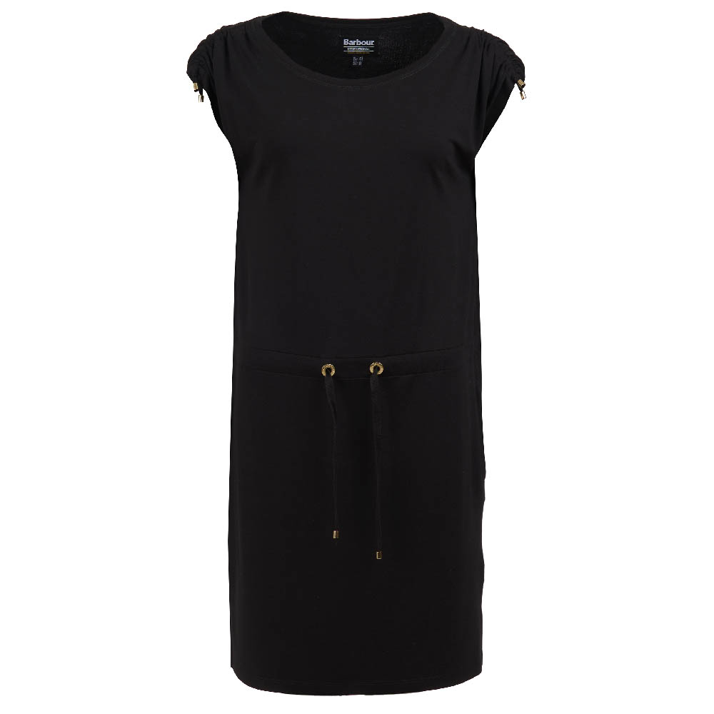 Barbour Sprinter Dress Black Barbour International
