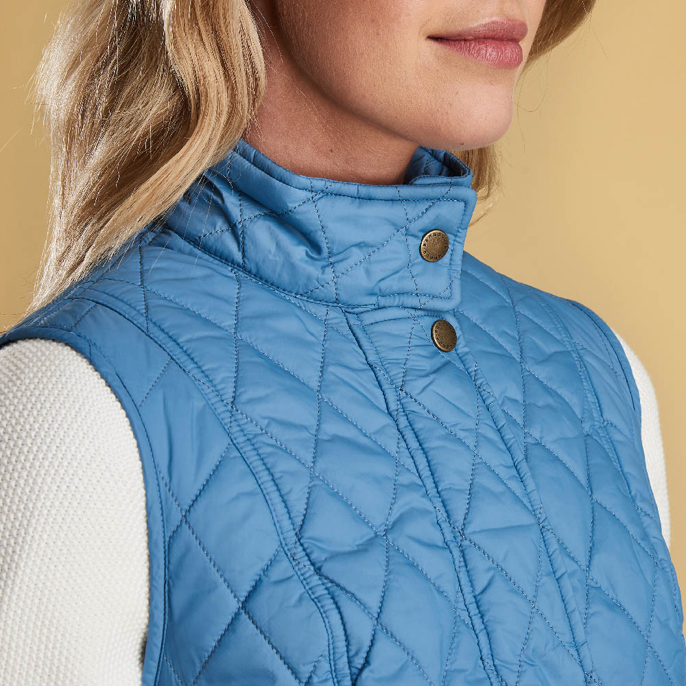 Barbour Otterburn Gilet Blue