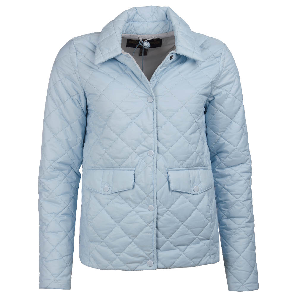 Barbour Flyweight Overwash Jacket Blue
