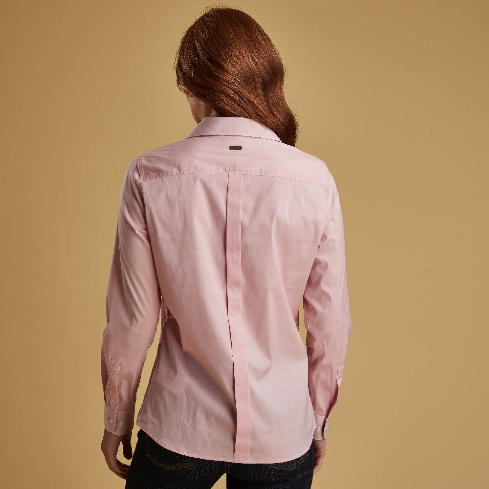 Barbour Malvern Shirt Pink