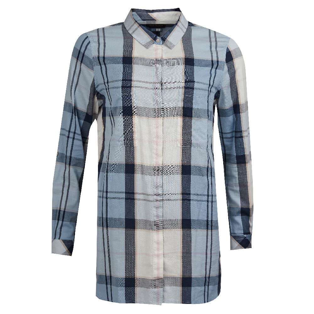Barbour Bowfell Shirt Dragonfly Relaxed Fit