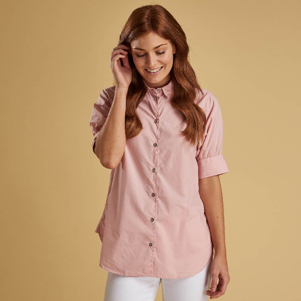 Barbour Islay Shirt Pink
