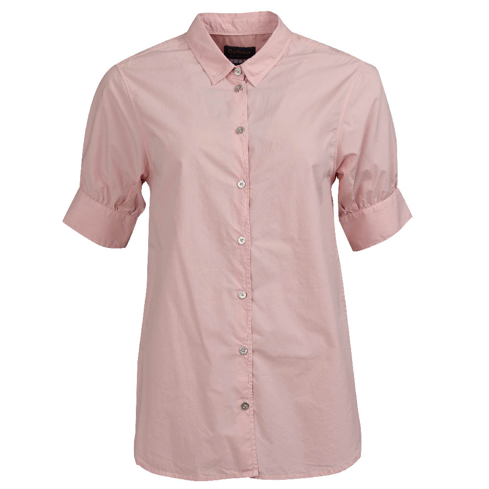 Barbour Islay Shirt Pink Regular Fit