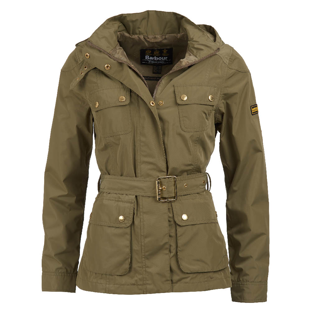 Barbour Intl Division Waterproof Breathable Barbour International