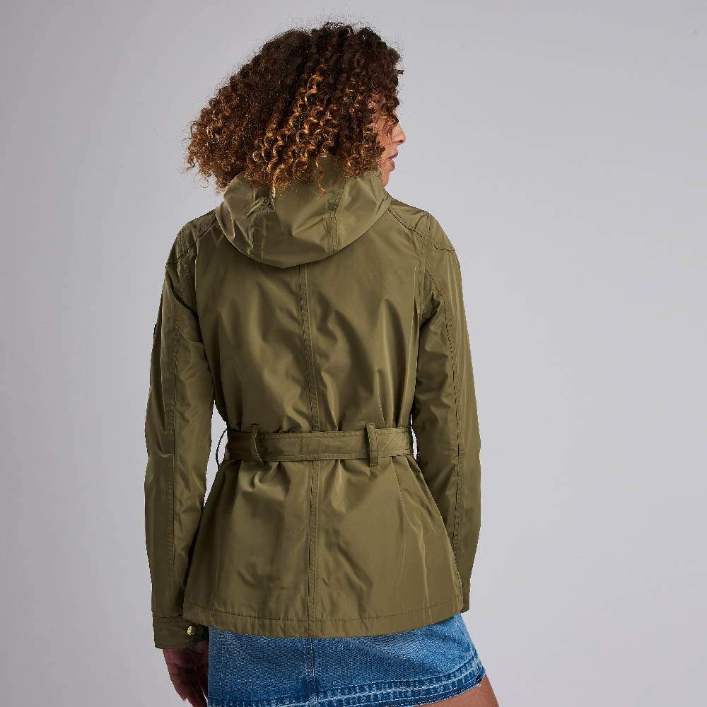 Barbour Intl Division Waterproof Breathable