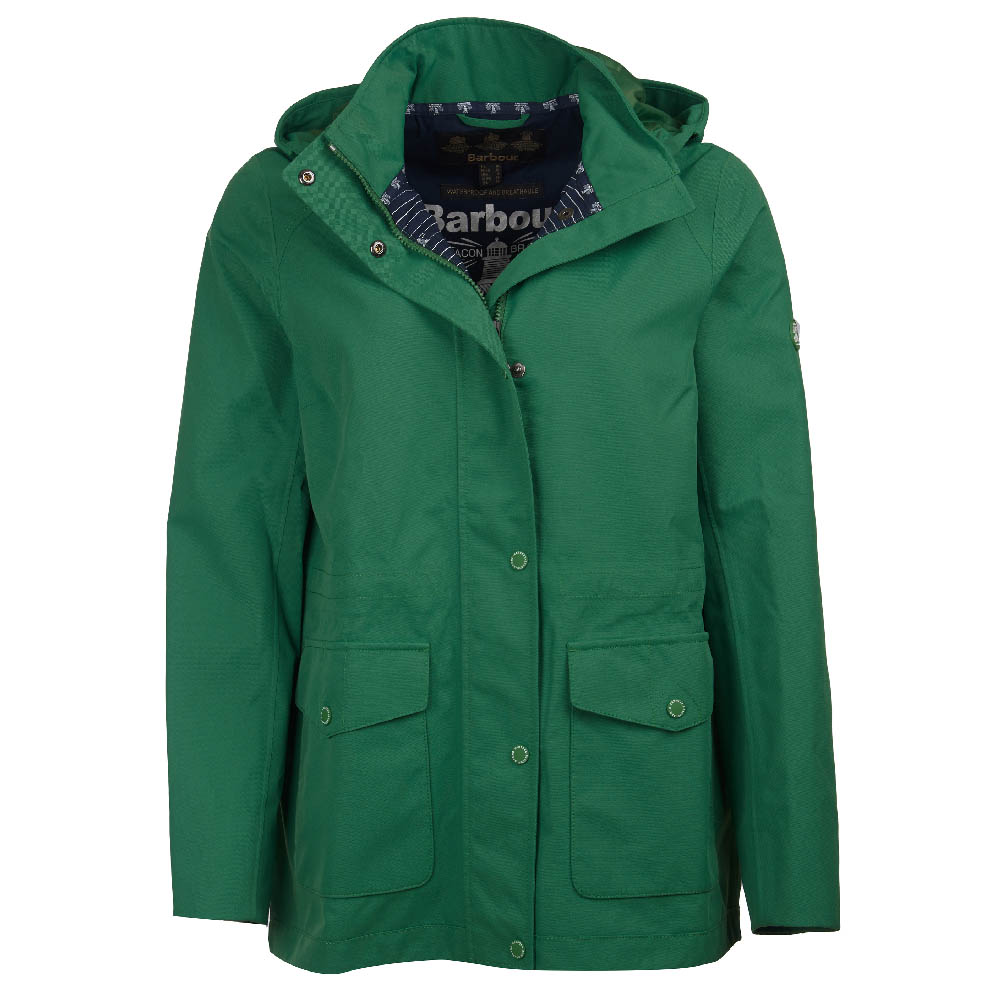 Barbour Backshore Jacket Clover Barbour Lifestyle: From the Classic collection