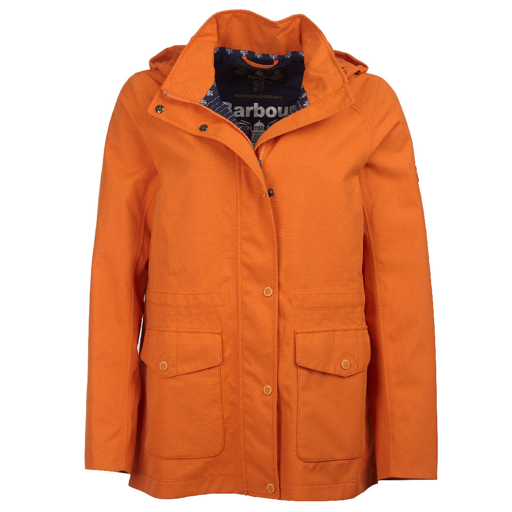 Barbour Backshore Jacket Marigold Barbour Lifestyle: From the Classic collection