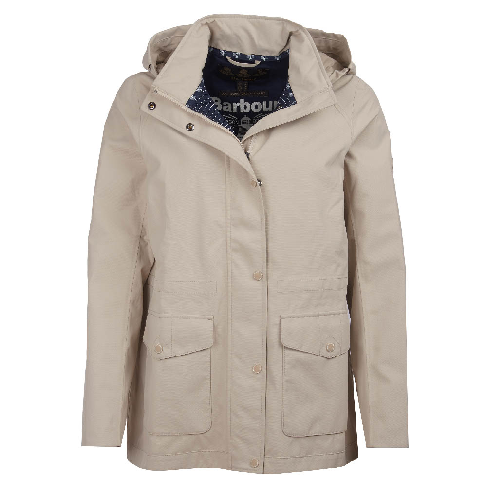 Barbour Backshore Jacket Mist Barbour Lifestyle: From the Classic collection