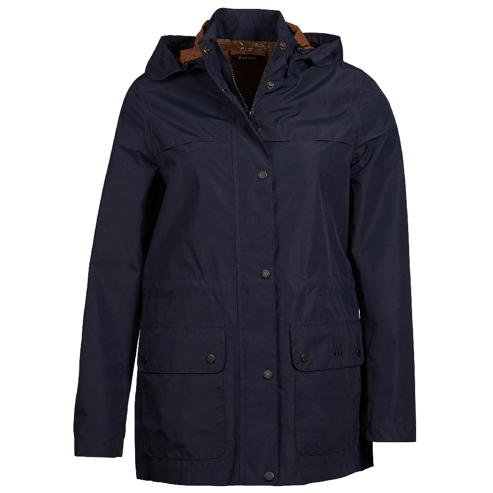 Barbour Barbour Drizzel Jacket Navy Barbour Lifestyle: From the Classic collection