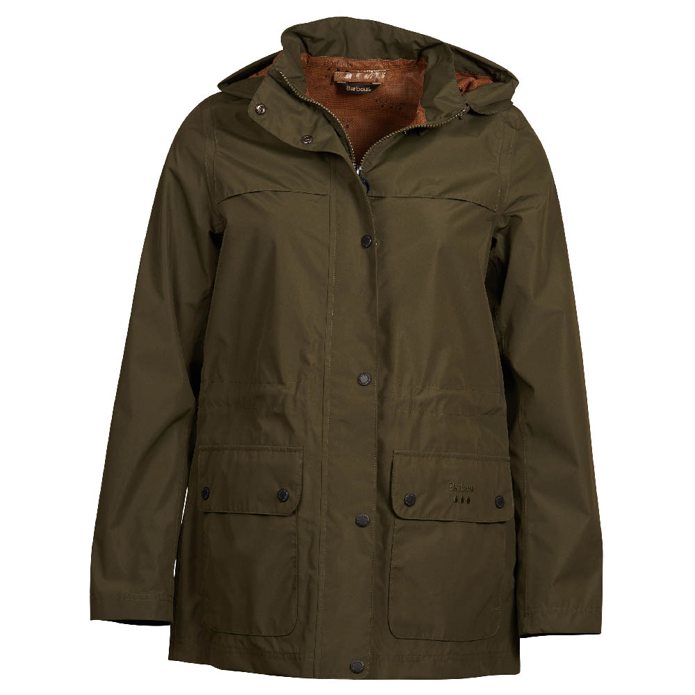 Barbour Drizzel Jacket Olive Barbour Lifestyle: From the Classic collection