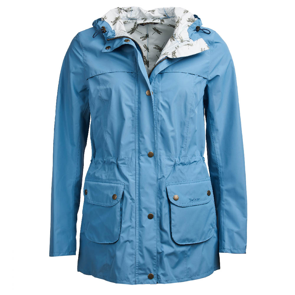 Barbour Aire Jacket Blue Barbour Lifestyle: From the Classic collection