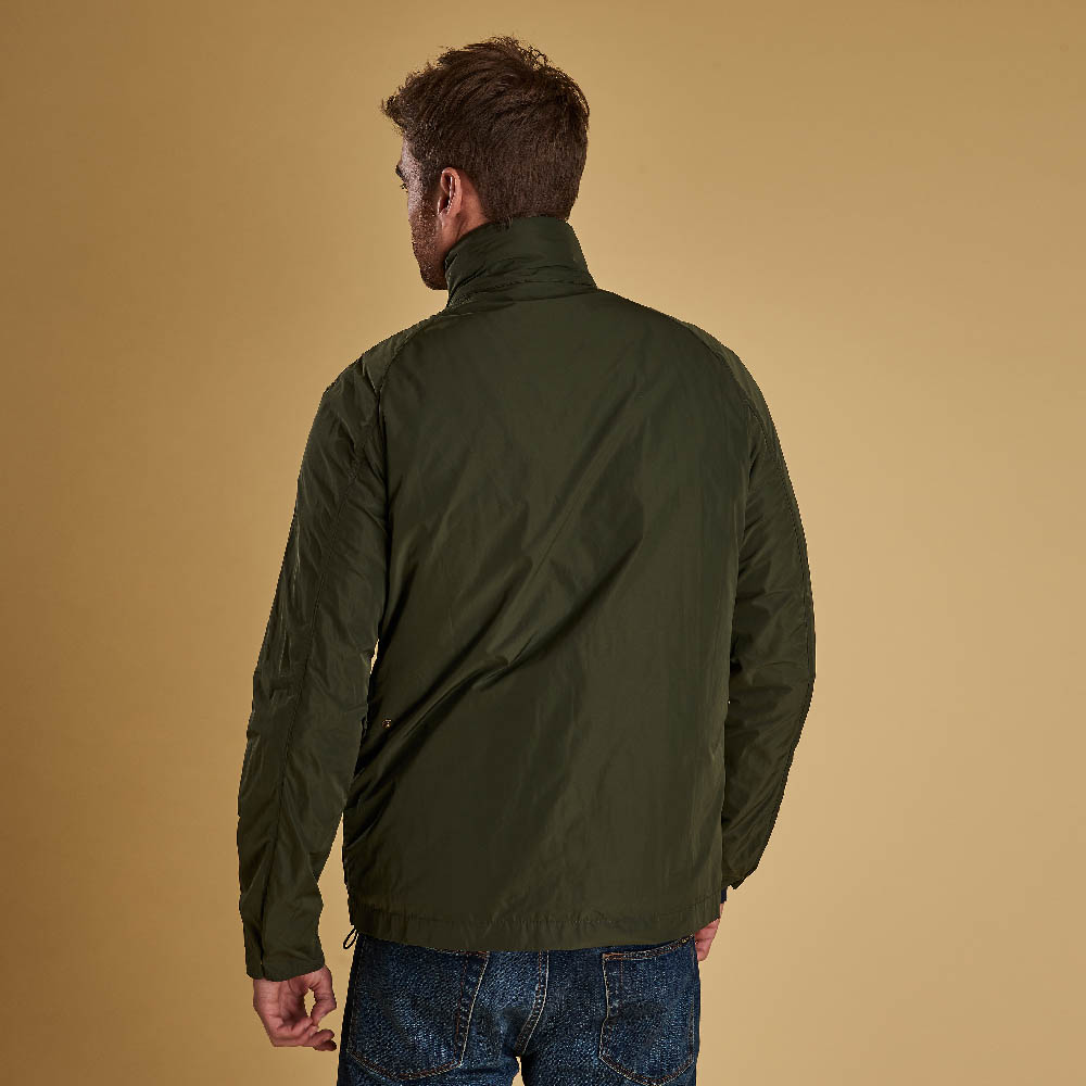 Barbour Inchkeith Casual Jacket Olive