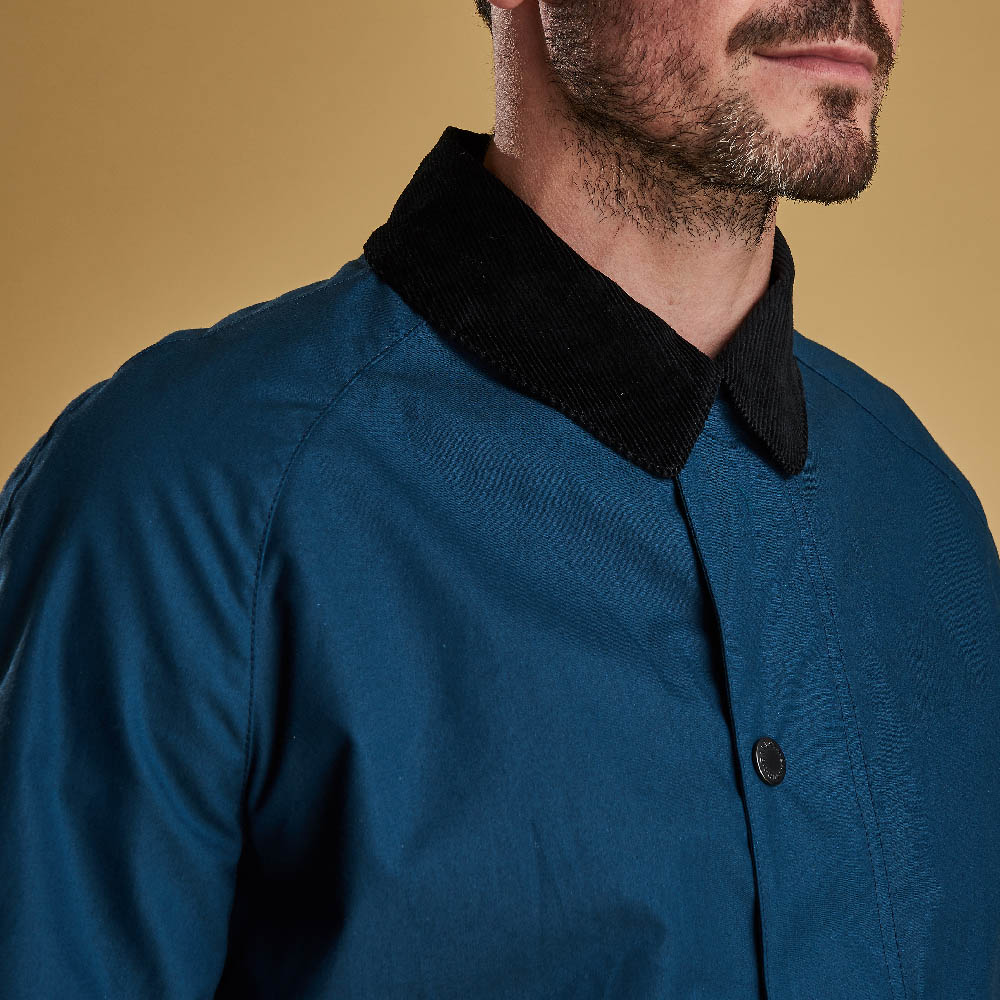 Barbour Awe Casual Jacket Blue