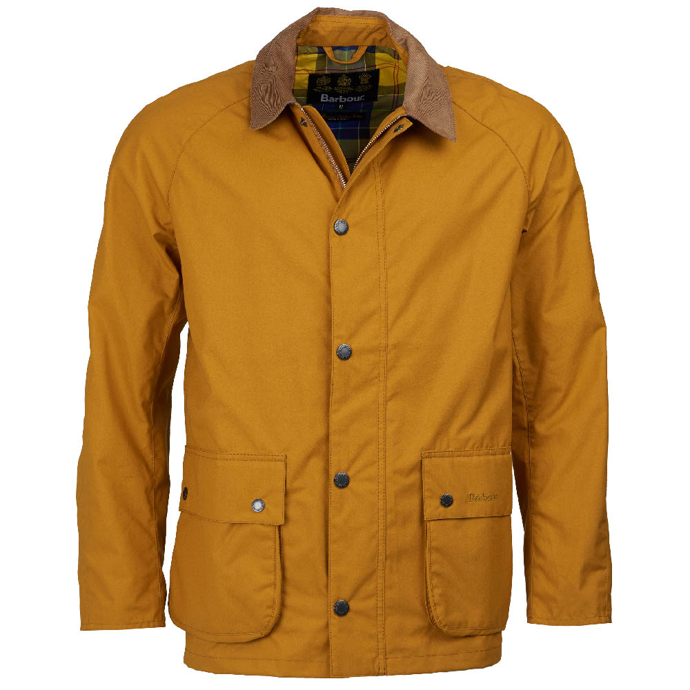 Barbour Awe Casual Jacket Cumin FIT: Tailored
