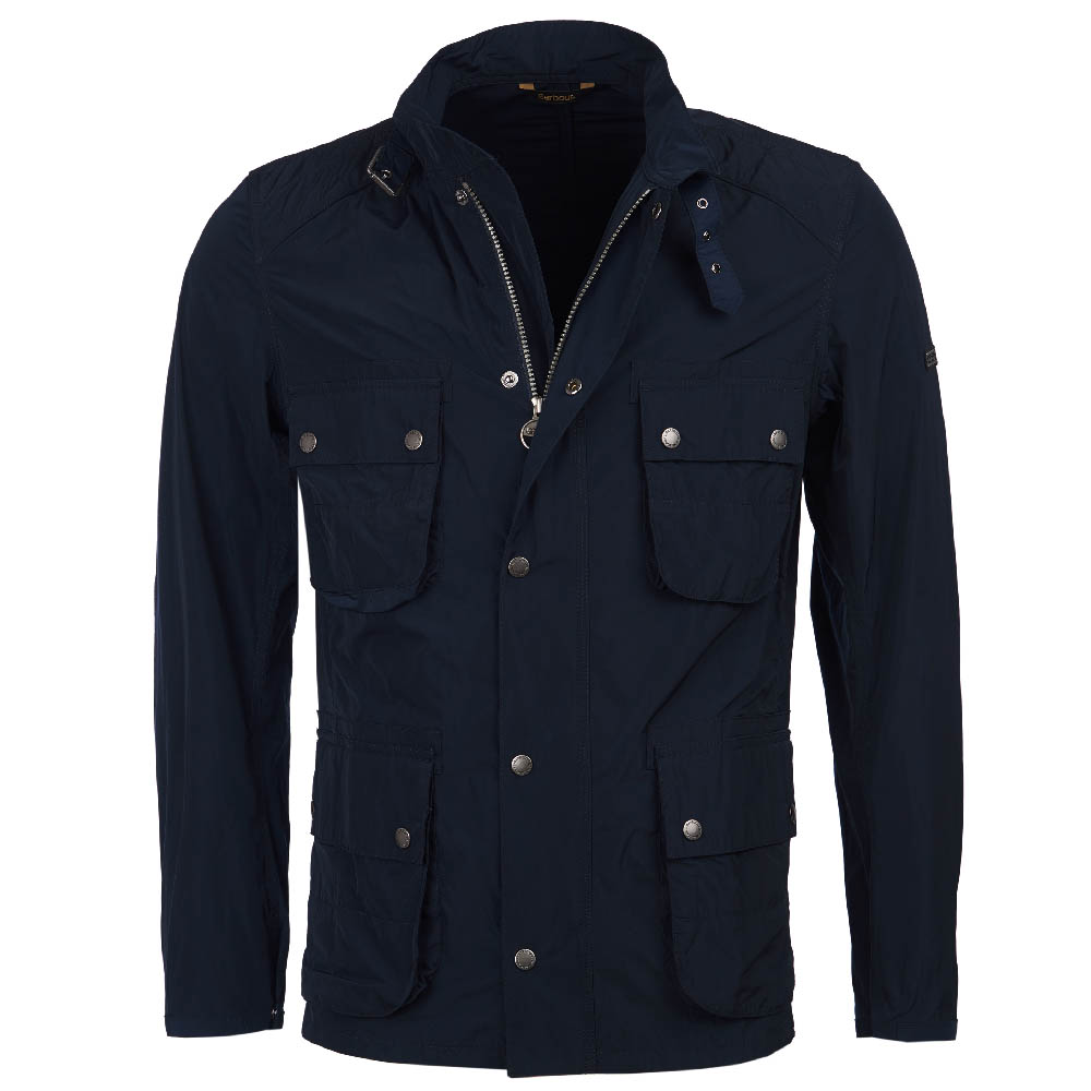 B.Intl Weir Casual Jacket Navy FIT: Tailored