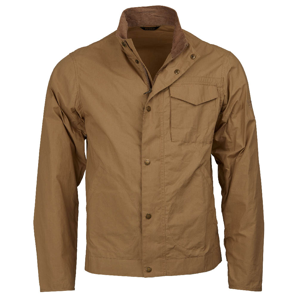 Steve McQueen Major Casual Jacket Golden FIT: Tailored