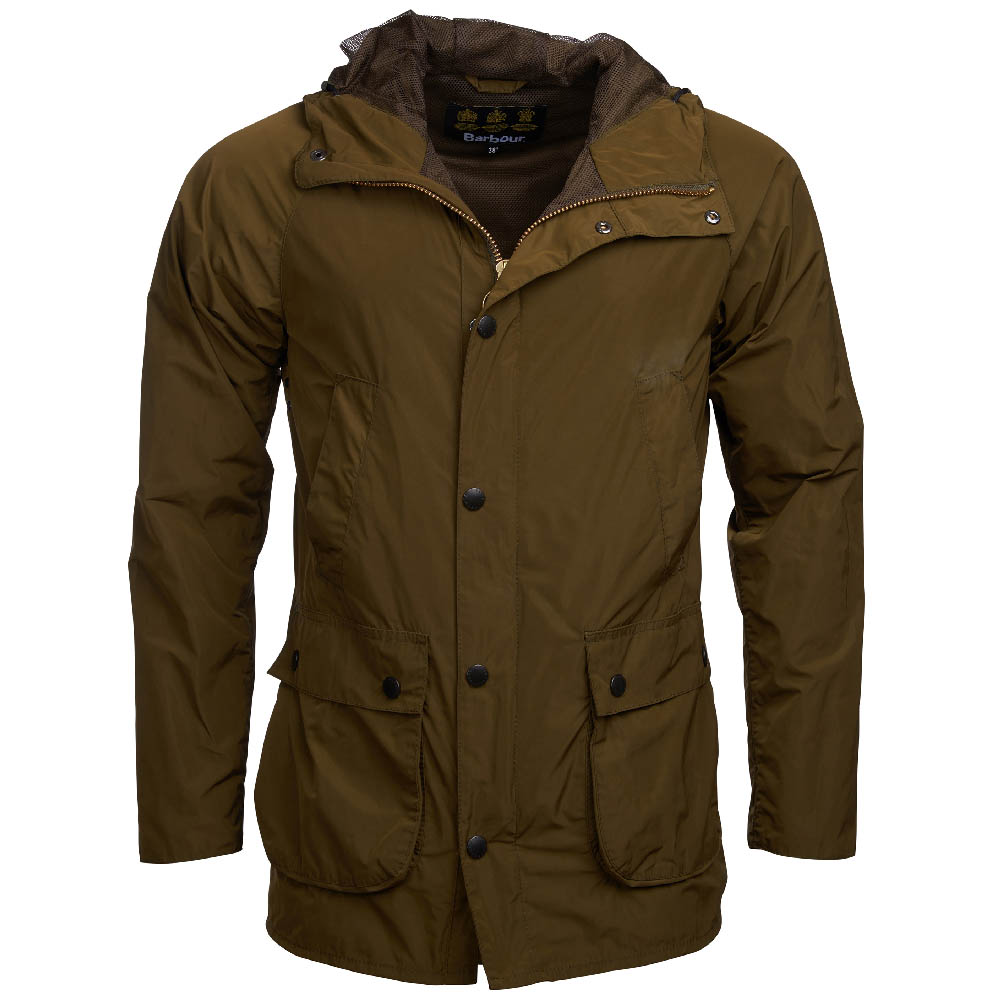 Barbour Barbour Made For Japan Hooded Bedale Jacket Sage