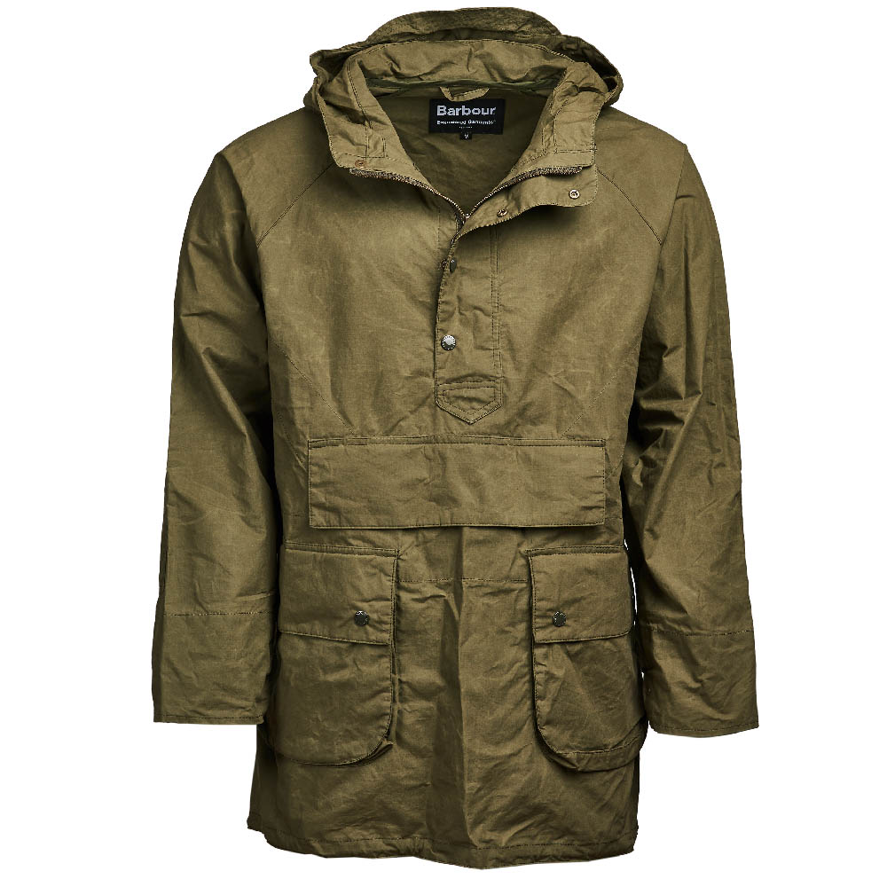 Barbour Warby Casual x Engineered