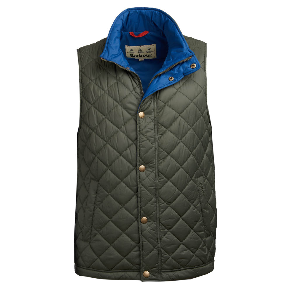 Barbour Ampleforth Gilet Olive FIT: Classic