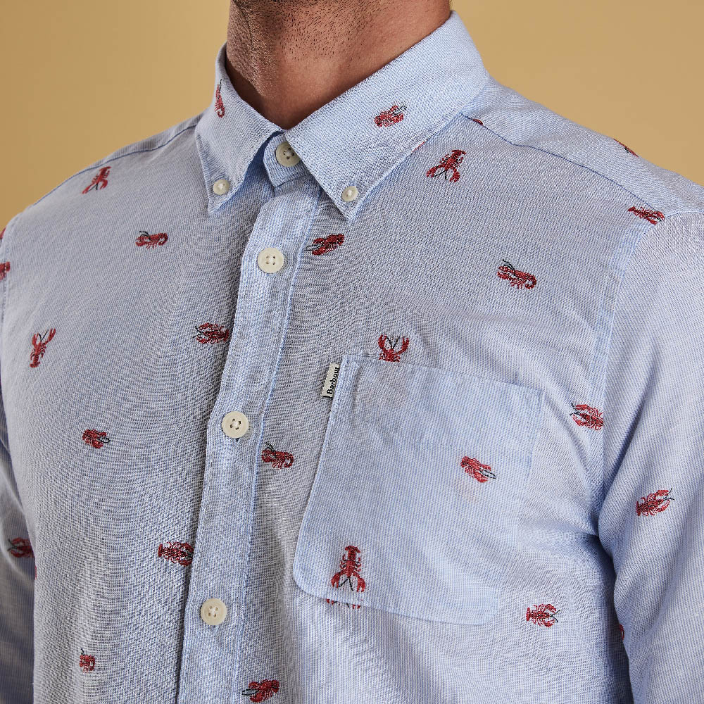 Barbour Lobster Shirt
