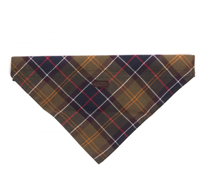 Barbour Tartan Bandana Barbour Lifestyle
