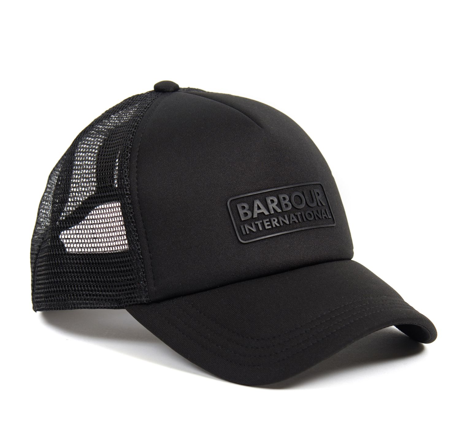 Branded Heli Trucker Cap Barbour International