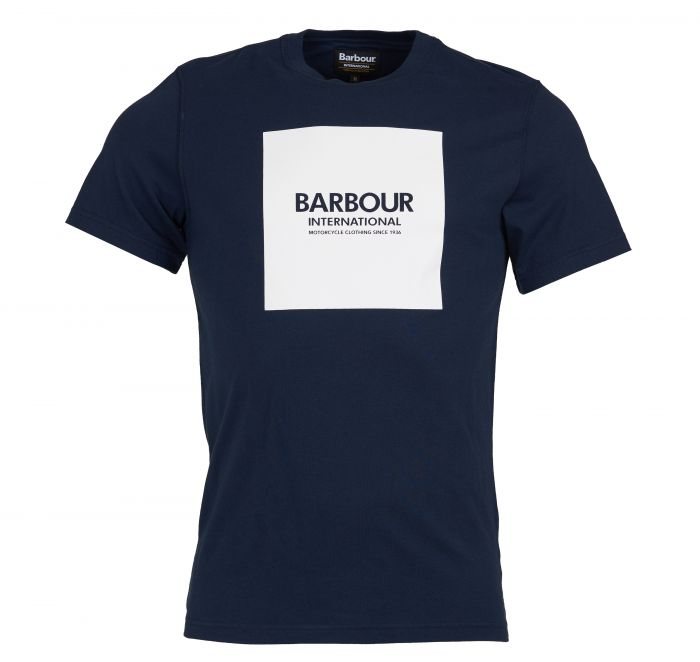 Barbour Block Tee Shirt