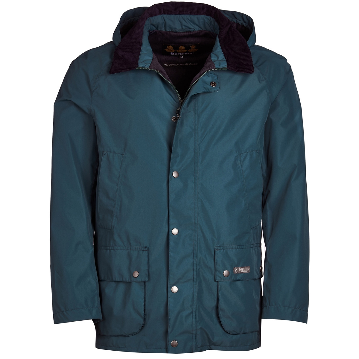 Barbour Arlington Waterproof Breathable Jacket Green