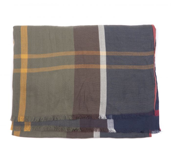 Barbour Walshaw Scarf Classic
