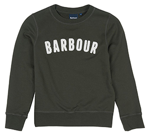 Boys Barbour Prep Logo Sweater Barbour Lifestyle: From the Classic collection